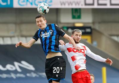 Voici le onze du Standard et du Club de Bruges : Raskin et Vanaken sont titulaires