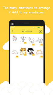 Chat Emoticons- Stickers (Pro) - náhled