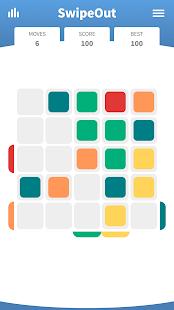 SwipeOut · The Addictive Swipe Game - náhled