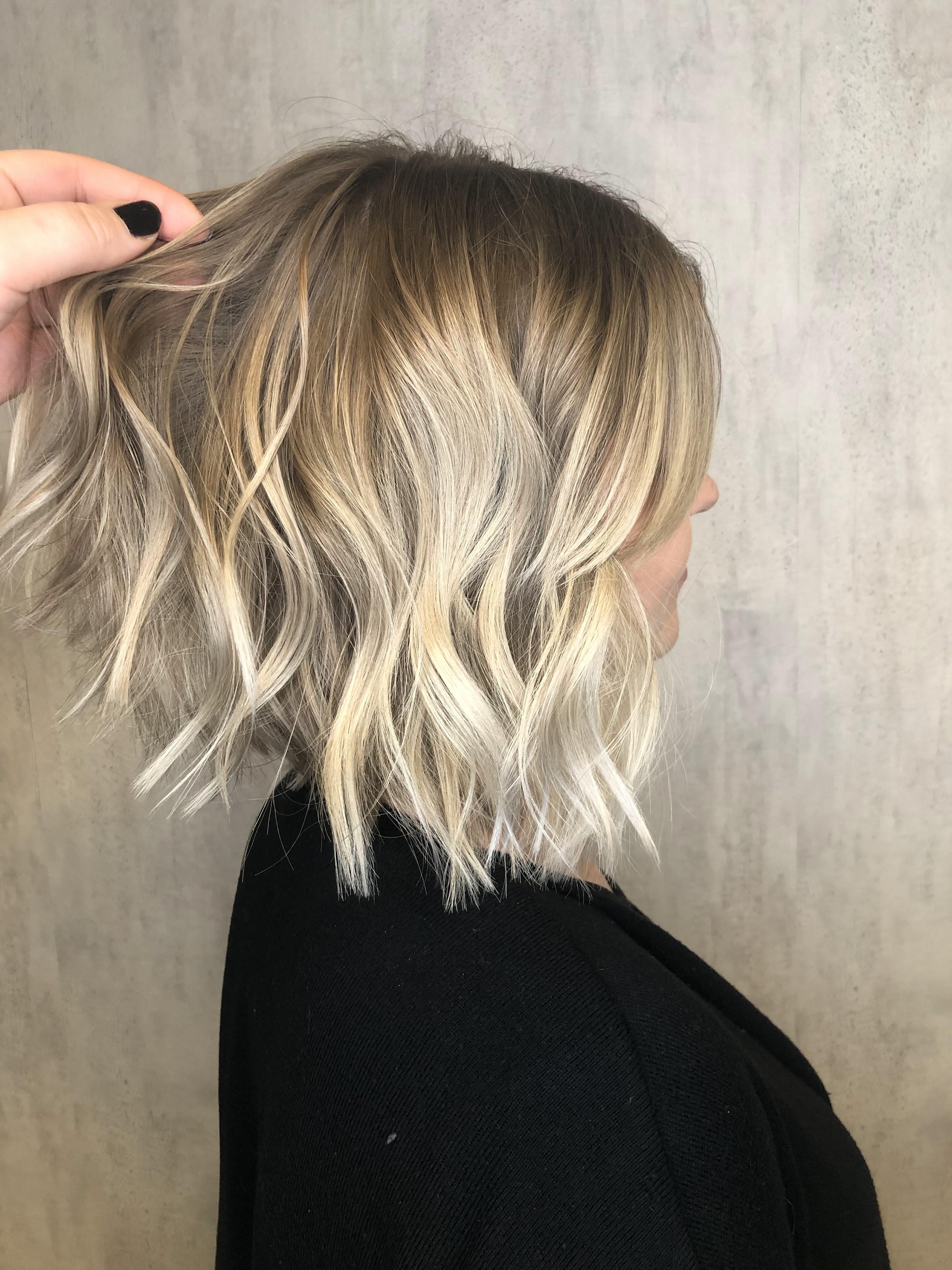 Portfolio, blond