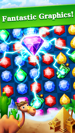 Jewels Legend - Match 3 Puzzle