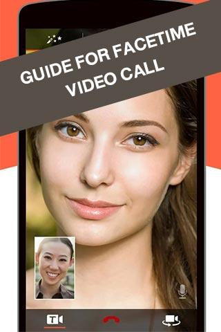 Guide for Facetime Video Call