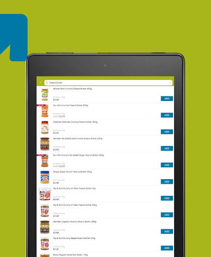 Ocado Zoom grocery delivery screenshot 10