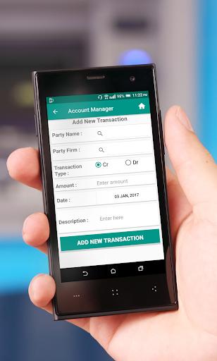Account Manager  screenshots 6