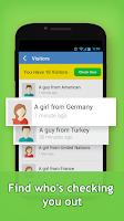 Screenshot of InstaMessage-Chat,meet,hangout