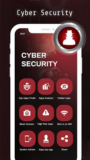 Spyware Detector screenshot 1