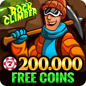 Rock Climber Free Casino Slot