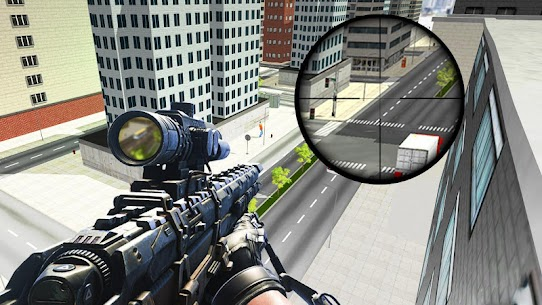 Sniper Shooter : free shooting games 4
