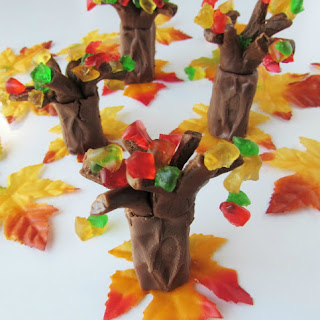 Candy Fall Trees