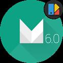 Theme 6.0 Marshmallow Stock icon