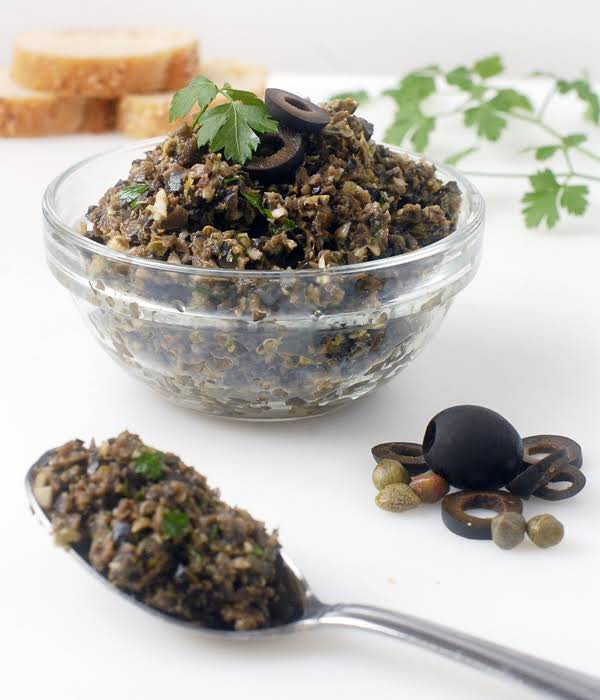 10 Best Black Olive Tapenade without Anchovies Recipes