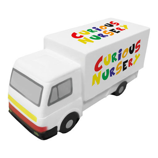 Truck Shaped Stress Toy