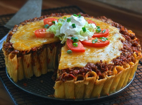 With a very sharp knife, cut into pie wedges and serve. Enjoy!!