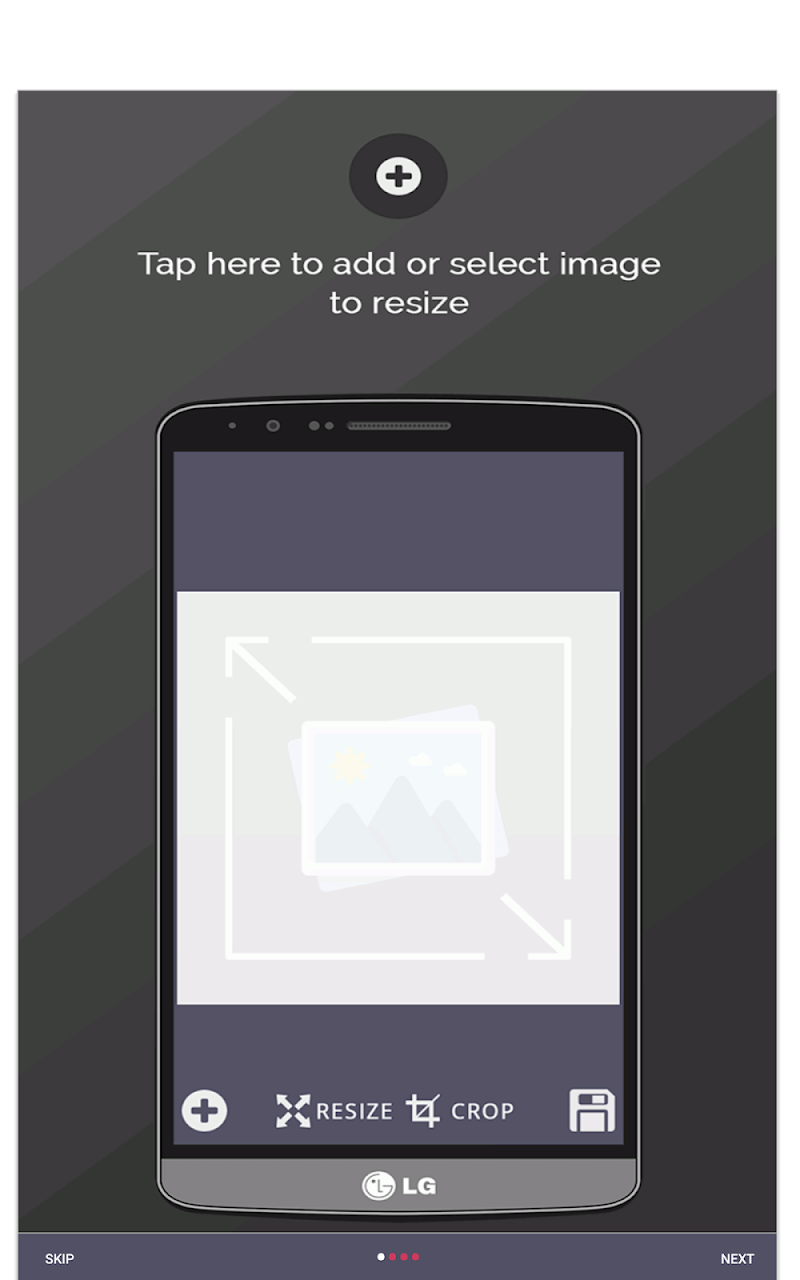 Image Resizer - Resize Pictures or Photos Screenshot 4