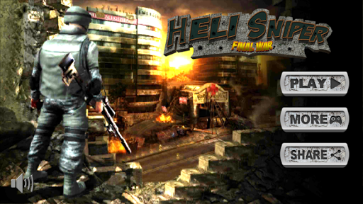 Heli Sniper: Final War
