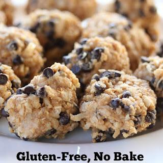 Gluten Free, No-Bake Energy Bites