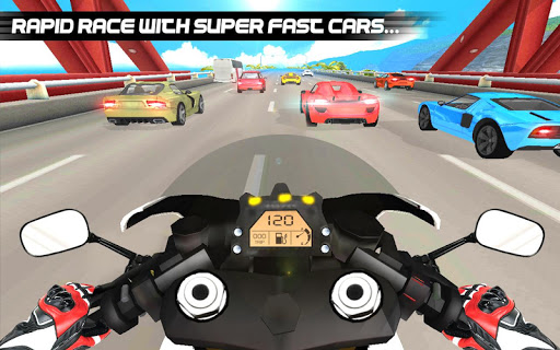 Traffic Moto Racer 1.0.1 screenshots 5