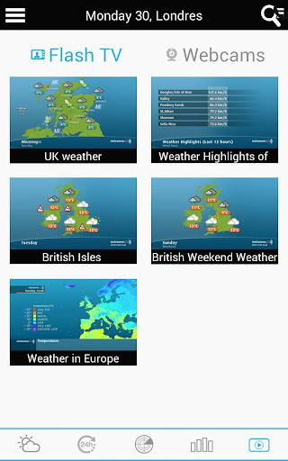 UK Weather forecast  screenshots 3