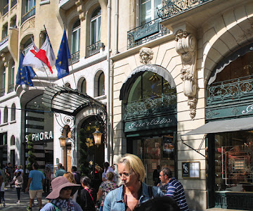 Best Places to Shop in Champs Elysees