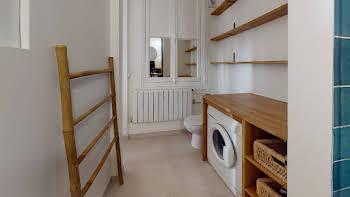 Appartement meublé 2 pièces 39,6 m2