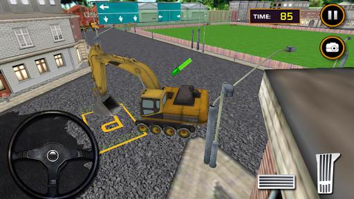 Loader and Dump Truck  screenshots 1