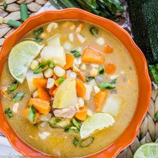 Curry Chicken Chowder