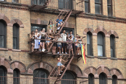 NYC Pride 2021: Scenes from the Queer Liberation March