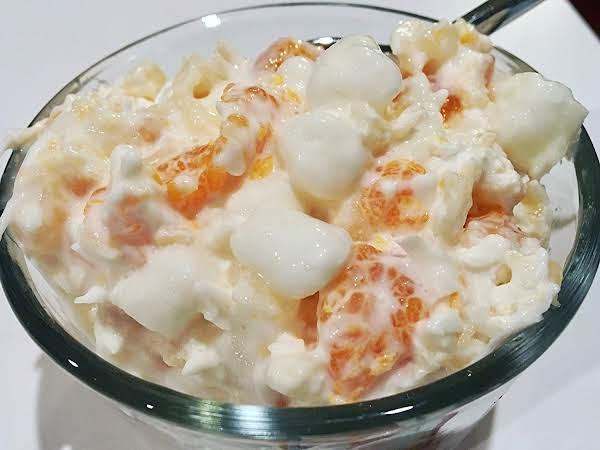 ~ Favorite Mandarin Ambrosia ~ Recipe