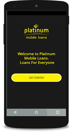 Platinum Mobile Loans for PC