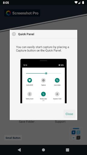 Screenshot - Quick Capture screenshot 5