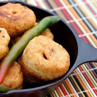 Savory Lentil Dumplings [Vegan]