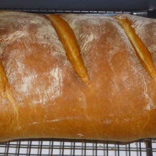 Easy White Bloomer Bread Recipe