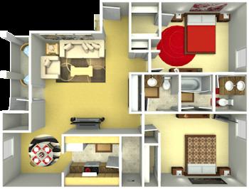 Go to Bouvardia Floorplan page.