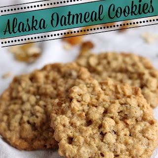 Alaska Oatmeal Cookies