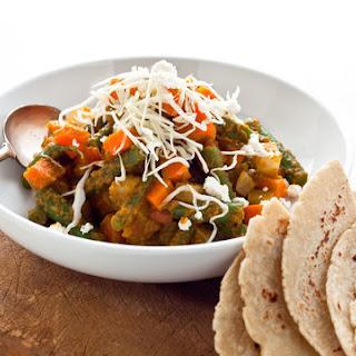 Vegetable Tostadas With Dark Chili-Garlic Sauce