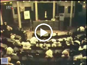 Video: Прво предавање у Лондону