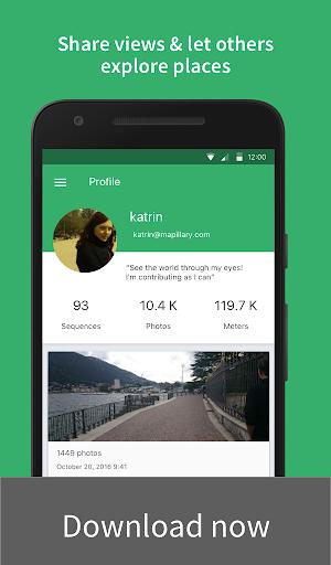 Mapillary screenshot 5