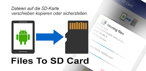Files To Sd Card Apps Bei Google Play