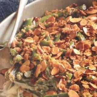 Green Bean Casserole With Fresh Green Beans Recipes.