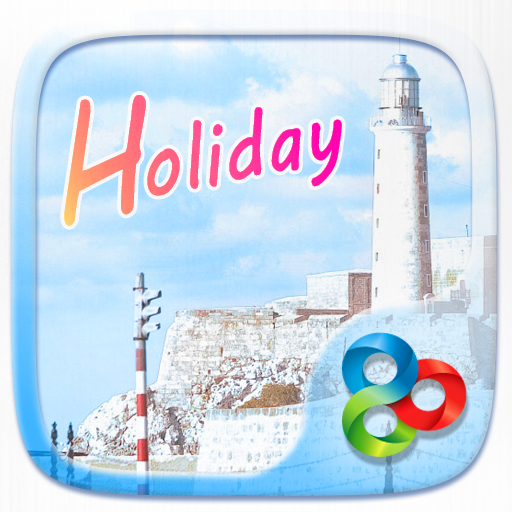 Holiday GO Launcher Theme