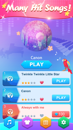 Piano Game Classic - Challenge Music Song 1.2 screenshots 5
