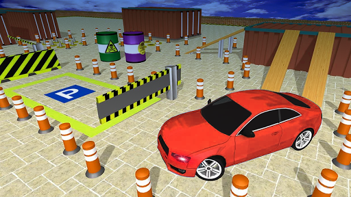 Hard Car Parking Driver for PC