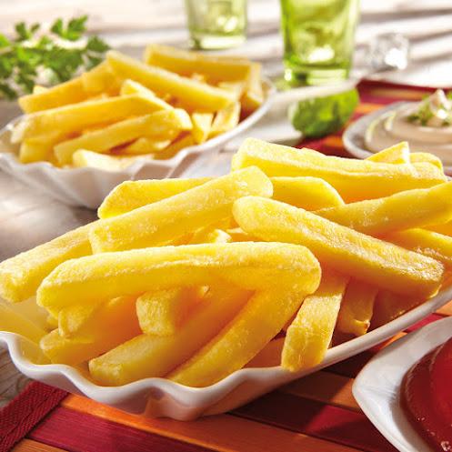 Abbildung Backofen-Frites, Extra-Qualität
