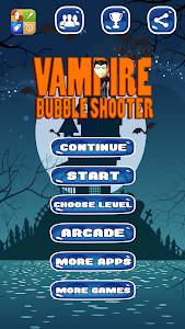 Vampire Bubble Shooter screenshot 1