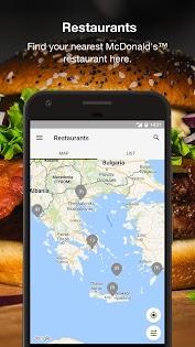 McDonald's Aplicaciones (apk) descarga gratuita para Android/PC/Windows screenshot