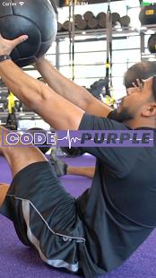 Code Purple - náhled