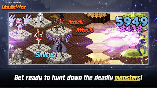 Heroes War – Idle RPG Mod Apk Download For Android and Iphone 1