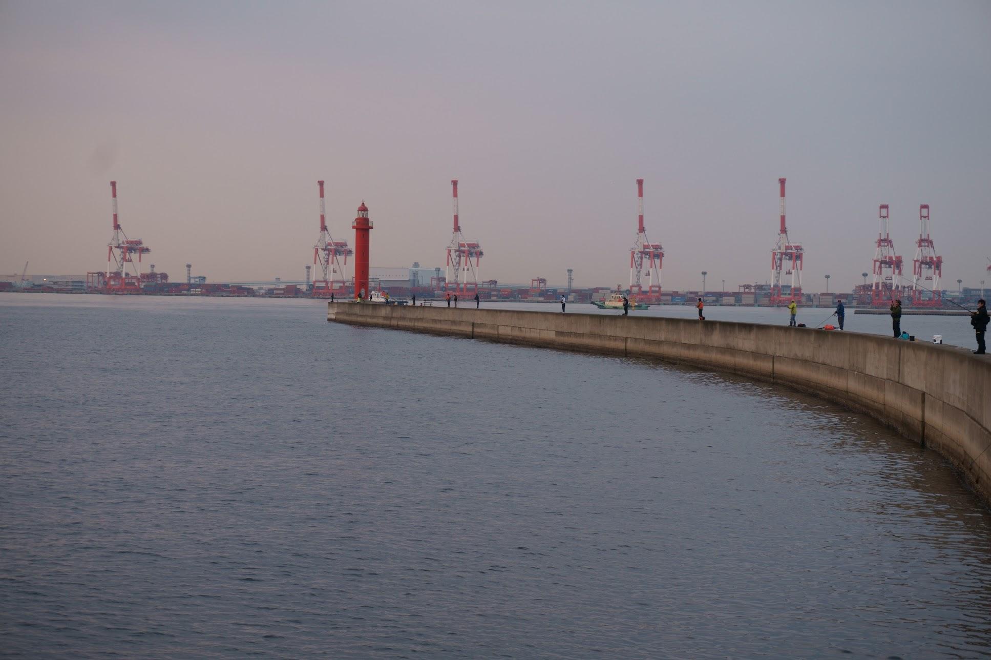 神戸港七坊