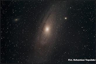 Photo: Galaktyka M31