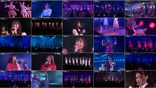 200204 (1080p) AKB48 岡部チームA「目撃者」公演 道枝咲 生誕祭 DMM HD